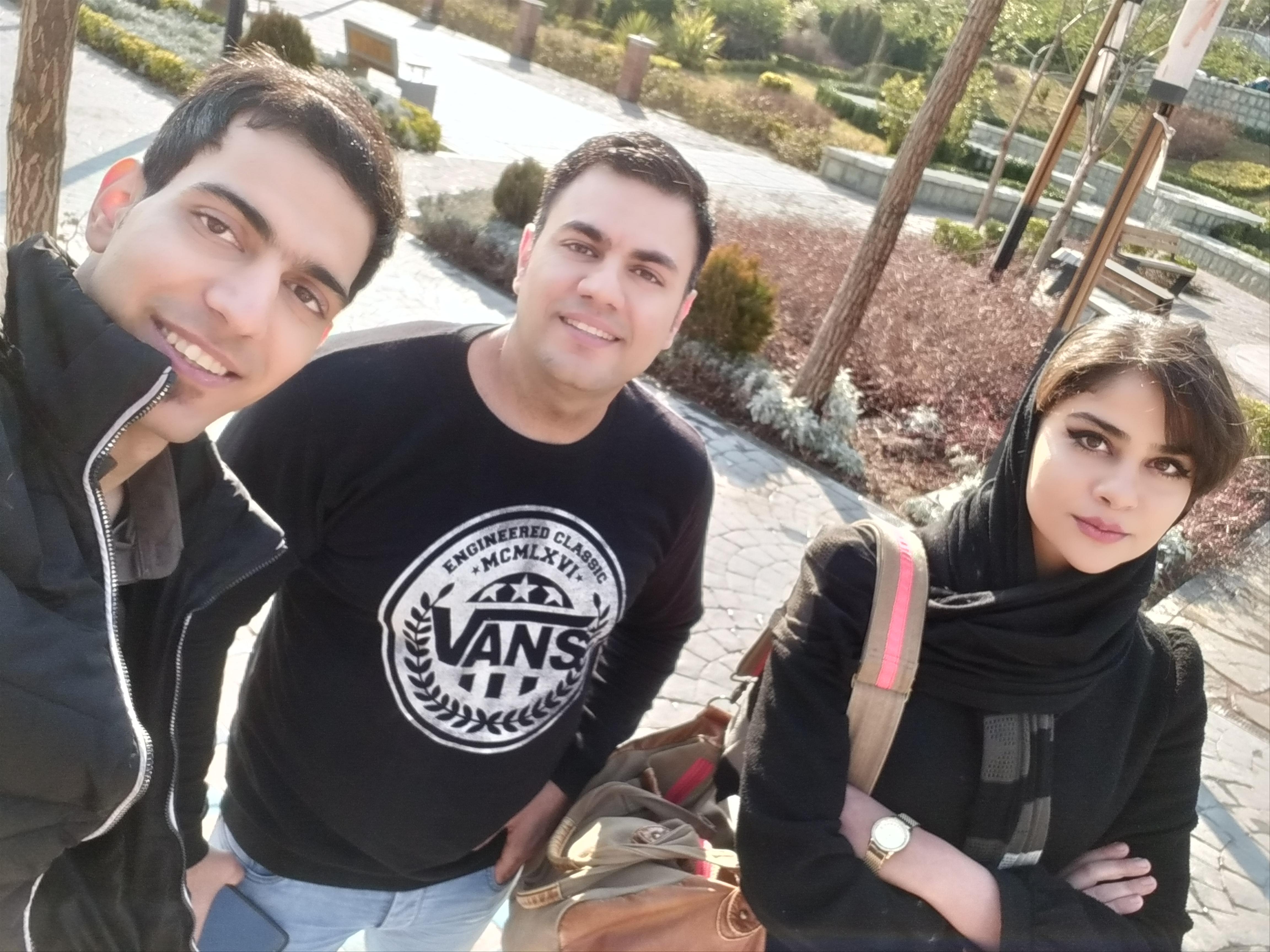 امیرحسین شریفی زهرا پوراسماعیل